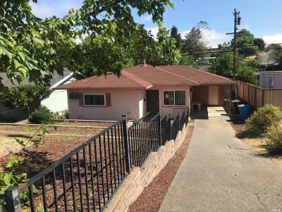 Vallejo Single Family Home For Sale: 1520 Magazine Street