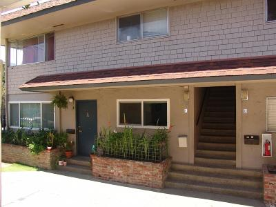 San Rafael Condo/Townhouse For Sale: 26 Fairfax Street #A