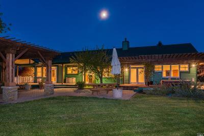 Santa Rosa Single Family Home For Sale: 121 Mary Paige Lane