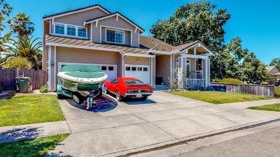 Petaluma Single Family Home For Sale: 919 Kensington Place