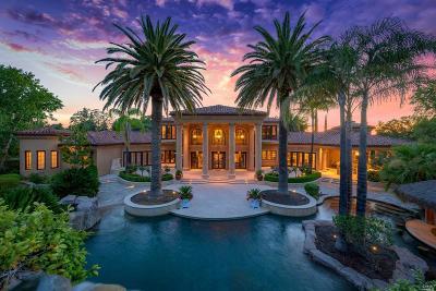 Granite Bay CA Single Family Home For Sale: $7,400,000
