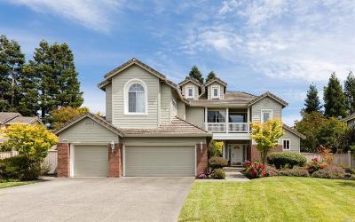 Petaluma Single Family Home For Sale: 310 Jester Court