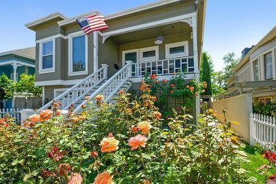 Napa Single Family Home For Sale: 1613 Main Street