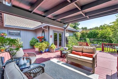 Healdsburg Single Family Home For Sale: 1034 Maxwell Street