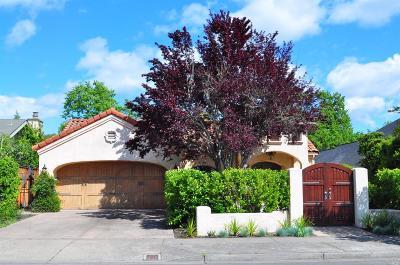 Sonoma County Rental For Rent: 640 Oak Lane