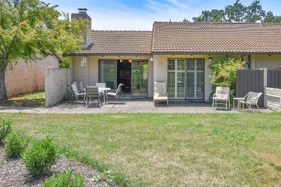 Napa County Condo/Townhouse For Sale: 82 Fairways Drive