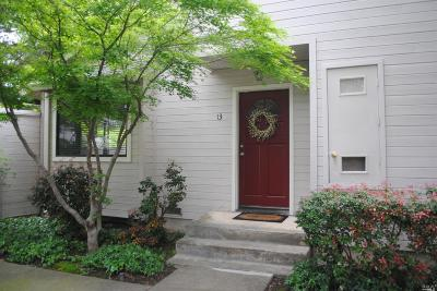 Napa County Condo/Townhouse For Sale: 13 Village Parkway