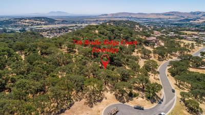 Solano County Residential Lots & Land For Sale: 746 Bridle Ridge Court