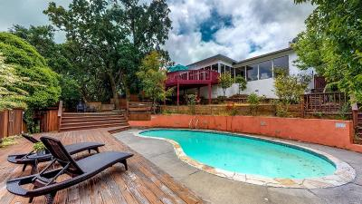 Sonoma County, Mendocino County, Napa County, Marin County, Lake County Single Family Home For Sale: 1165 Midway Court