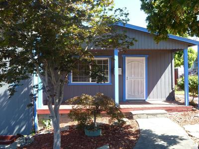Solano County Single Family Home For Sale: 328 Pecan Street