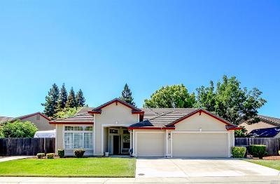 Dixon Single Family Home For Sale: 655 Alwin Drive