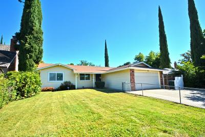 Vacaville Single Family Home For Sale: 1224 Marshall Road