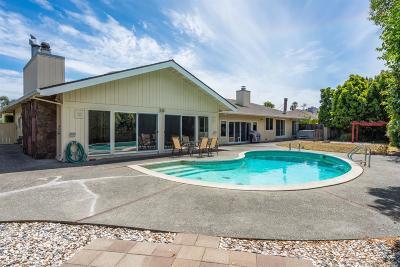 San Rafael Single Family Home For Sale: 17 Aqua Vista Drive