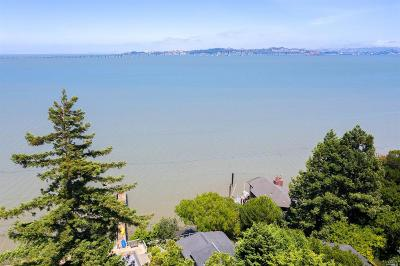 Tiburon Single Family Home For Sale: 5093 Paradise Drive