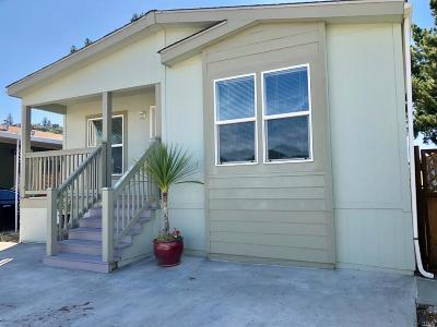 Marin County Mobile Home For Sale: 32 Yosemite Road #32