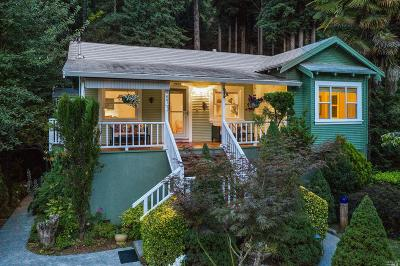 Guerneville Single Family Home For Sale: 16661 Center Way