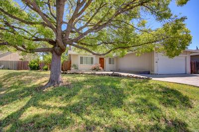 Fairfield Single Family Home For Sale: 2146 Wylie Place