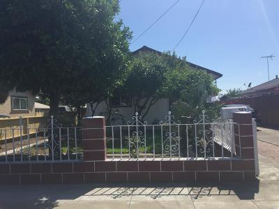 Santa Clara County Single Family Home For Sale: 121 North 34th Street