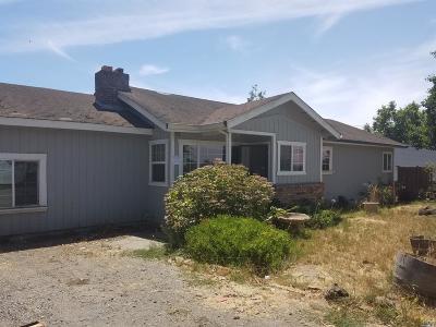 Sebastopol Single Family Home For Sale: 5555 Gilchrist Road