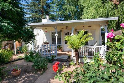Sonoma Multi Family 2-4 For Sale: 18470 Barrett Avenue