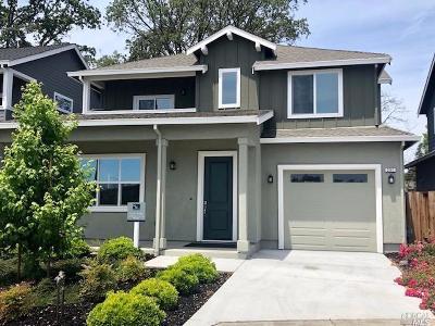 Sonoma County Rental For Rent: 201 Christina Lane