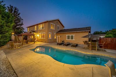 Cotati Single Family Home For Sale: 12 Gilman Ranch Road
