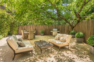 St. Helena Single Family Home For Sale: 1706 Spring Street