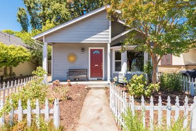 Sonoma County Single Family Home For Sale: 725 Wheeler Street