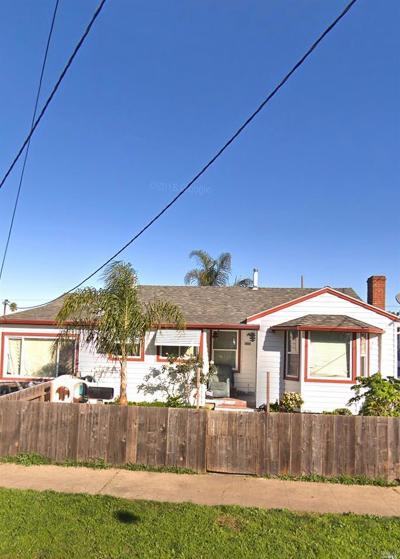Richmond Single Family Home For Sale: 1629 Coalinga Avenue