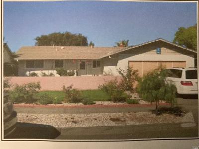 Napa Single Family Home For Sale: 2145 Granada Street
