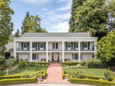 Santa Rosa Single Family Home For Sale: 3535 Midway Drive