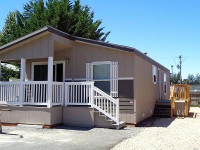 Rohnert Park Mobile Home For Sale: 169 Walnut Circle #103