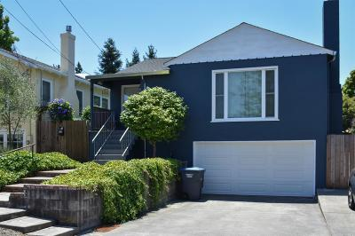 Petaluma Single Family Home For Sale: 8 Cochrane Way