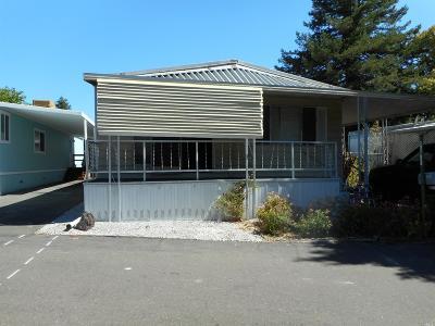 Sebastopol Mobile Home For Sale: 6860 Redwood Avenue #59#, 59