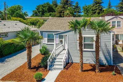 Santa Rosa Single Family Home For Sale: 1051 14th Street