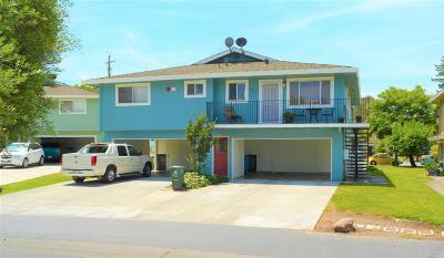 Santa Rosa Condo/Townhouse For Sale: 2512 Coffey Lane
