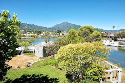 Corte Madera Condo/Townhouse For Sale: 100 Lucky Drive #207