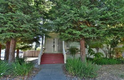 Napa Multi Family 2-4 For Sale: 1042 Seminary Street