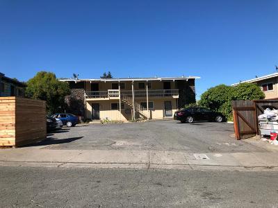 Solano County Multi Family 2-4 For Sale: 1554 Valle Vista Avenue