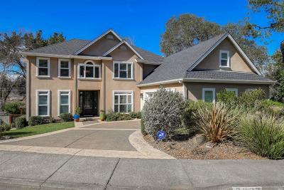 Santa Rosa Single Family Home For Sale: 2327 Rancho Cabeza Drive