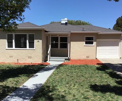 Vallejo Single Family Home For Sale: 128 California Street