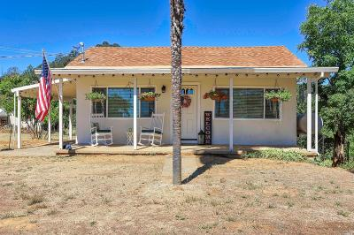 Lakeport CA Single Family Home For Sale: $215,000