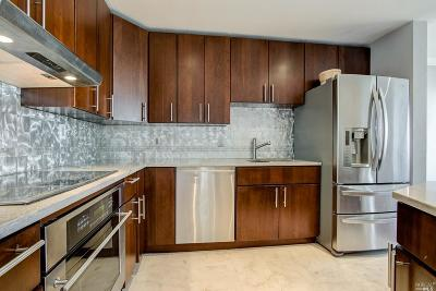 Marin County Condo/Townhouse For Sale: 270 Channing Way #24