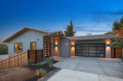 Marin County Single Family Home For Sale: 4 Loma Robles Drive