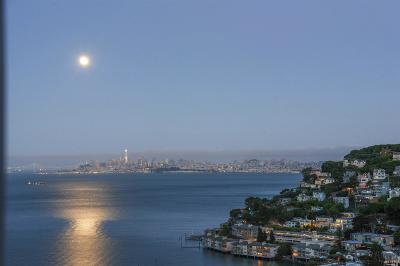 Sausalito Single Family Home For Sale: 77 Central Avenue