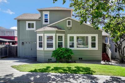 Single Family Home For Sale: 210 Fairmont Avenue
