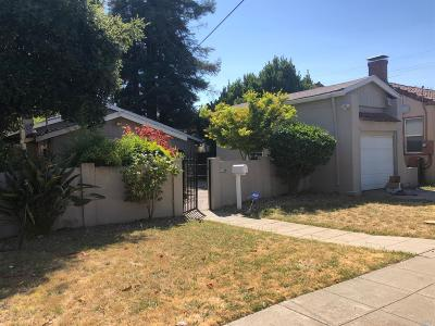 Vallejo Single Family Home For Sale: 507 Central Avenue