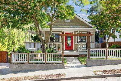 San Rafael Single Family Home For Sale: 131 Ross Street