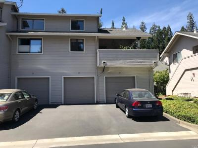 Napa County Condo/Townhouse For Sale: 24 Village Parkway