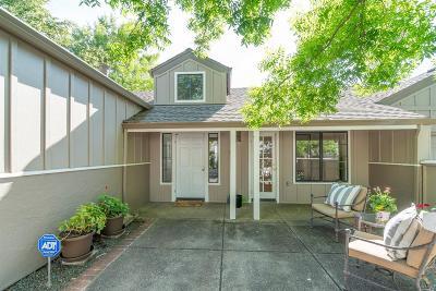 Sonoma CA Single Family Home For Sale: $669,000